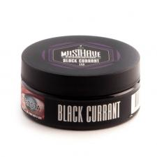 MUST HAVE BLACK CURRANT, , 25г