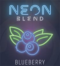 Neon Blueberry,бестабачная смесь для кальяна, 50г