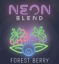 Neon Forest Berry,бестабачная смесь для кальяна, 50г