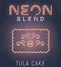 Neon Tula Cake,бестабачная смесь для кальяна, 50г
