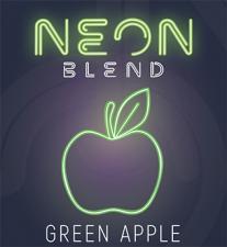 Neon Green Apple, бестабачная смесь для кальяна, 50г