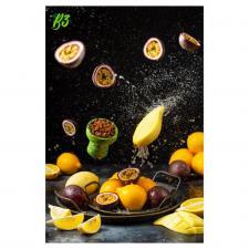 B3 Beach Party - тропический микс манго-маракуйя-лимон, , 50г