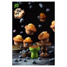 B3 Blueberry Muffin - черничный маффин, , 50г