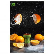 B3 Orange cream - апельсин с кремовой ноткой, , 50г