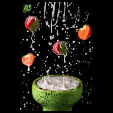 B3 Strawberry yougurt - нежный клубничный йогурт, , 50г