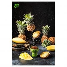 B3 Tropical duo - тропический дуэт ананаса и манго, , 50г